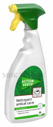 Екологичен препарат за почистване на бани и тоалетни