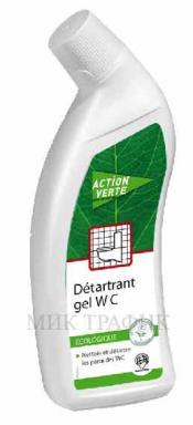 Екологичен препарат за почистване на тоалетни чинии