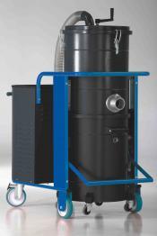 Прахосмукачка за индустриално почистване TCXV 55