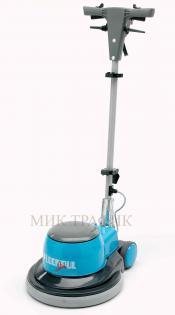 Еднодискови машини за почистване, полиране, шлайфане
