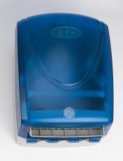 Автоматичен дозатор за хартиени кърпи за ръце на ролка