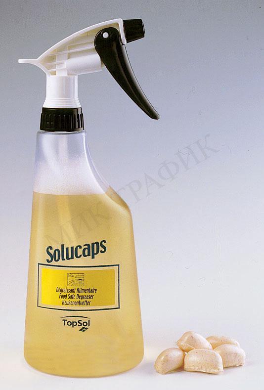 Почистващ препарат на таблетки Food Safe Degreaser